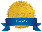 KaiserAir Gold Rated